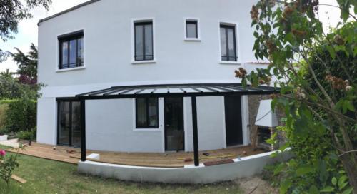 Renovation_facade et création_terrasse_semi_couverte